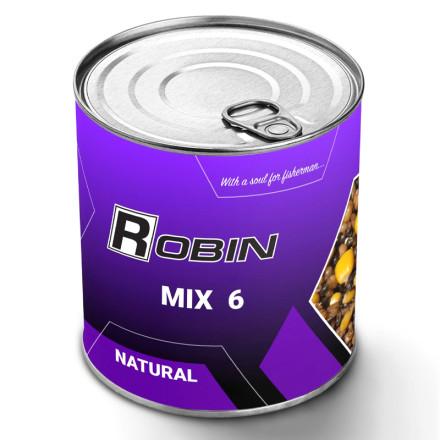 Зерновая смесь Robin MIX-6 ж/б Натурал