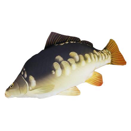 Подушка-игрушка 3KBaits рыба зеркальный карп