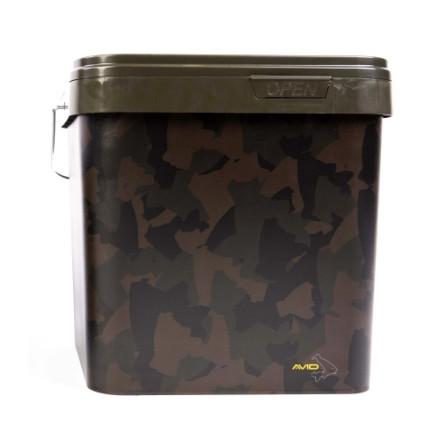 Ведро для прикормки AVID Camo Bucket
