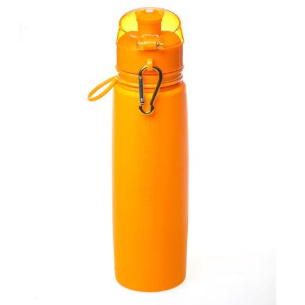 Пляшка TRAMP силікон помаранчевий