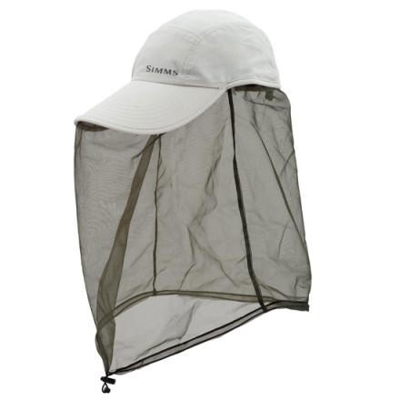 Кепка Simms Bugstopper Net Cap Tundra
