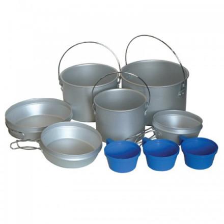 Набір посуду з алюмінію TRAMP