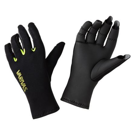 Перчатки VARIVAS Chloroprene Glove3 VAG-19 Blackxgray