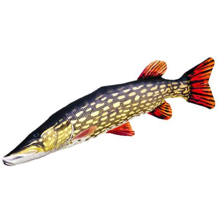 Подушка-игрушка 3KBaits рыба щука