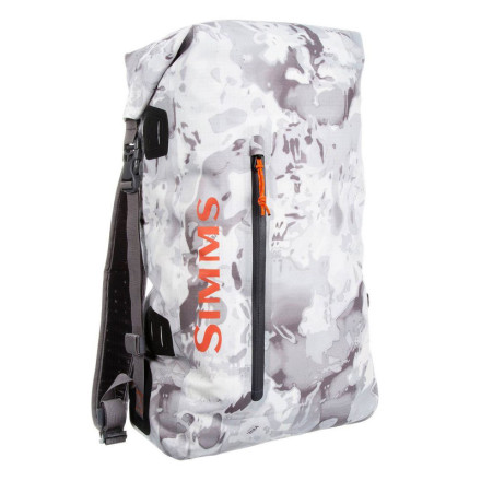 Сумка Simms Dry Creek Simple Pack Cloud Camo Grey