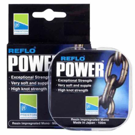 Волосінь PRESTON Reflo Power 100m