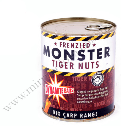Консерва DYNAMITE Frenzied Monster Tiger Nuts