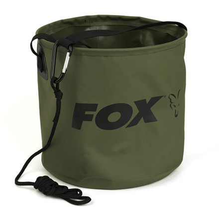 Ведро из ПВХ FOX Collapsible Water Bucket 10L