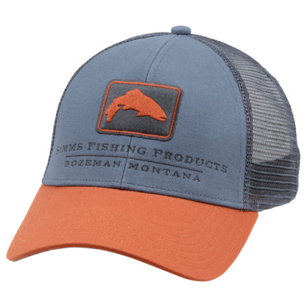 Кепка Simms Trout Icon Trucker Storm
