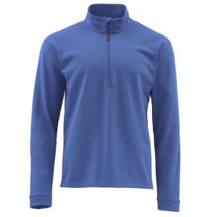 Блуза Simms Midweight Core Quarter-Zip Rich Blue