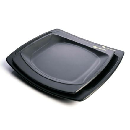 Набор посуды Ridge Monkey SQ DLX Melamine Plate Pack