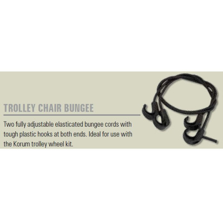 Резинки для кресла KORUM Chair Bungee