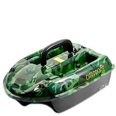 Кораблик для прикормки Carpboat Camo