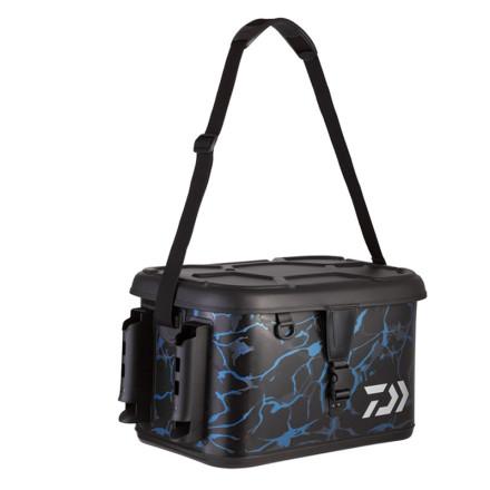 Сумка DAIWA Mobile Tackle Bag S36 Silver Black