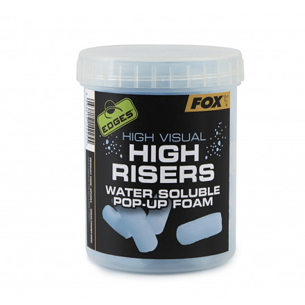 PVA FOX Carp Edges High Visual High Risers