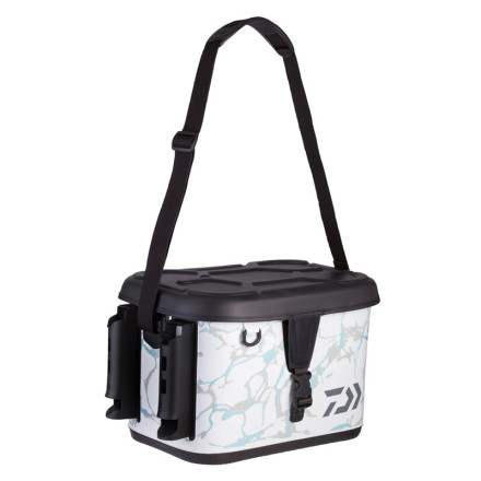 Сумка DAIWA Mobile Tackle Bag S36 Silver White