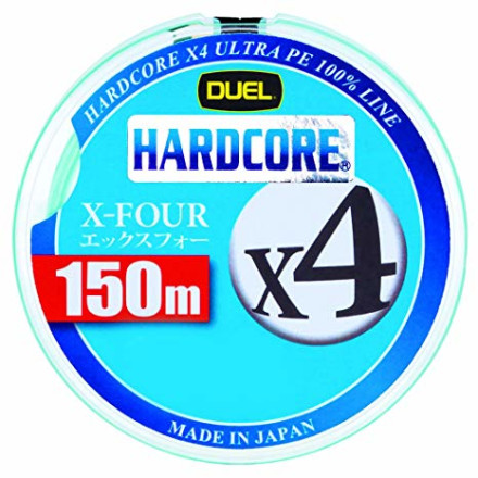Шнур Duel Hardcore X4 150 m