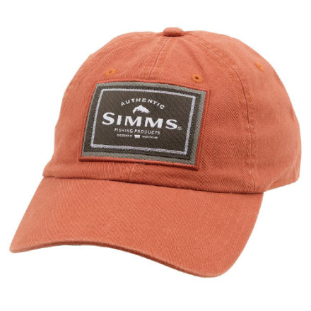 Кепка Simms Single Haul Cap Simms Orange