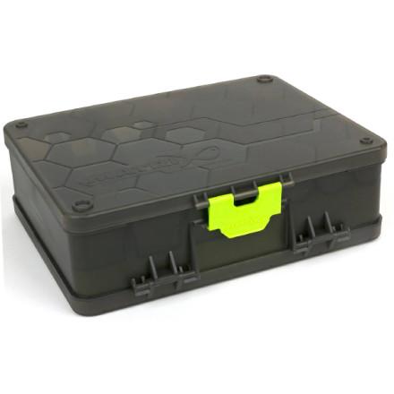 Коробка Matrix double sided feeder & tackle box