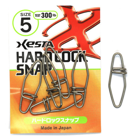 Застежка XESTA Hard Lock Snap